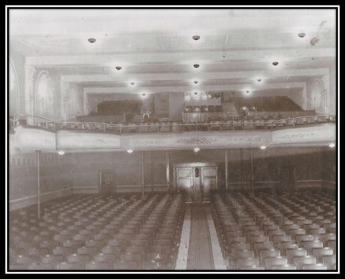 Historic Rialto Opera House 1923