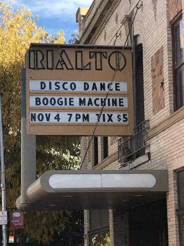 Disco Dance Boogie Machine