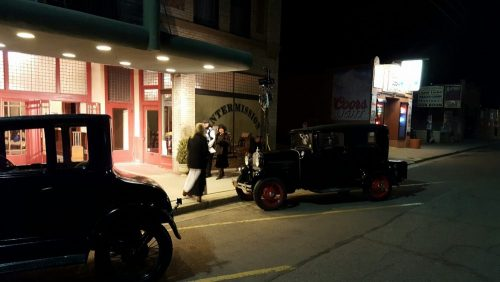 Rialto Theater Movie Scene