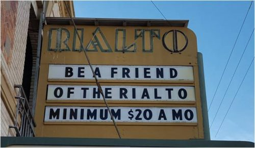 Friends of the Rialto