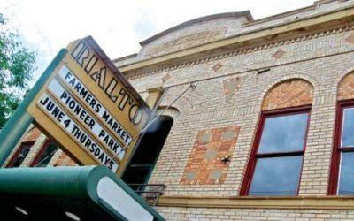 Restoration of Historic Rialto Theater Gains Steam