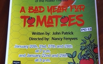 """""""A Bad Year For Tomatoes Production"""""""