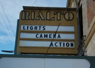 Marquee:Lights Camera Action