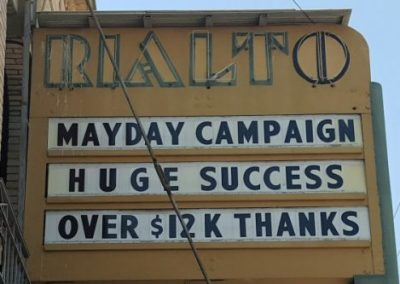 Marquee:Mayday Campaign Huge Success Over $12k Thanks
