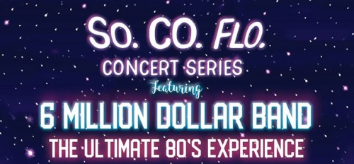 """6 Million Dollar Band"" in concert"