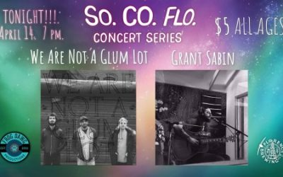 """We Are Not A Glum Lot"" & ""Grant Sabin"" in concert"