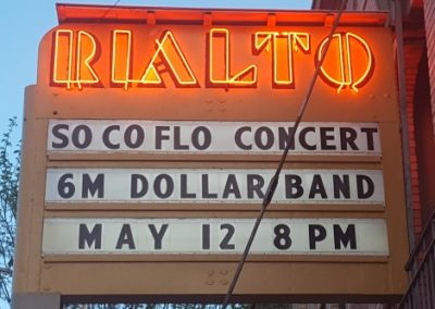 Marquee:6M Dollar Band