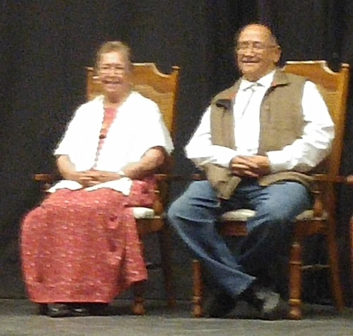 91st Annual Florence Pioneer Days Queen Lupie Cortez and King Patrick Cordova