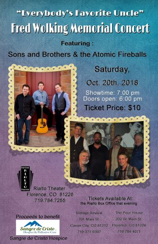 """Sons and Brothers"" and ""The Atomic Fireballs"""