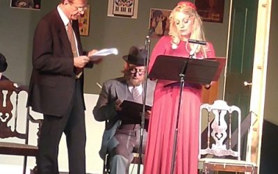 """Vintage Hitchcock – a live Radio Play"" Opens at the Rialto"