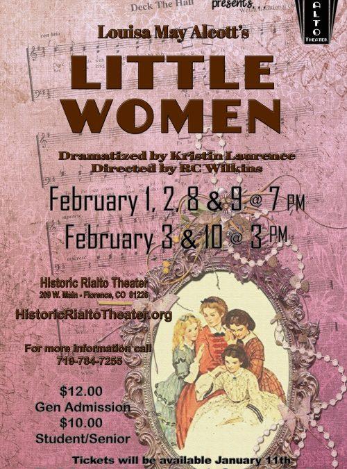"""""""Little Women"""" by Louisa May Alcott"""