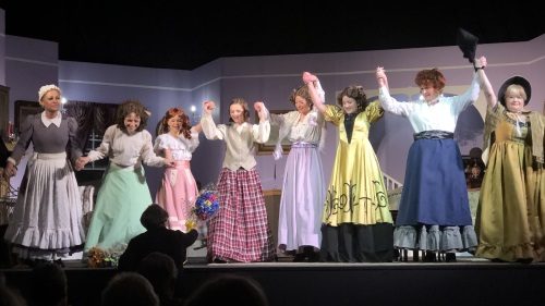 """Little Women"" Sold Out Performance At The Rialto"