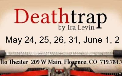 """DeathTrap"" by Ira Levin"