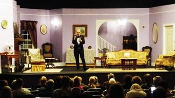 Little Women at the Rialto - newsletter
