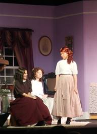 Little Women at the Rialto -newsletter
