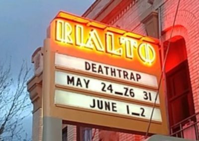 Marquee: Death Trap May 2019