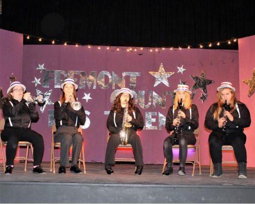 Emma Fox, Tawney Dean, Julie, Grace Goodland, Hailee Davidson