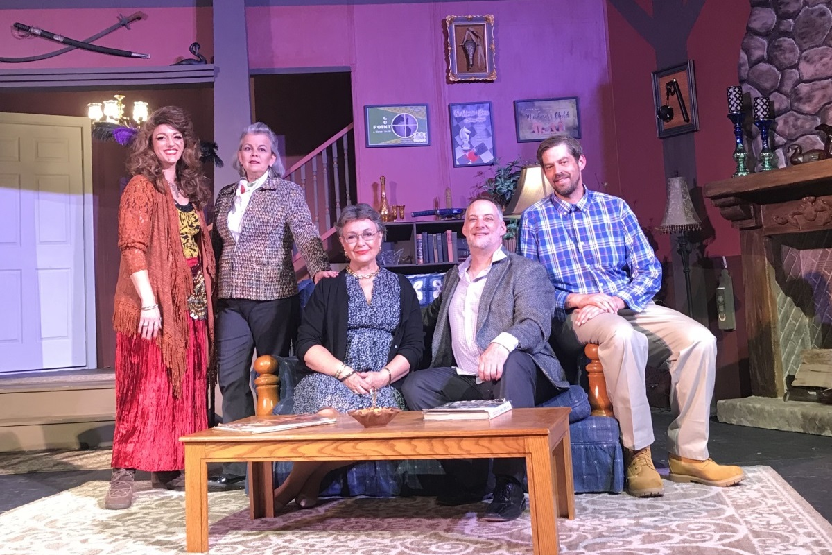 DeathTrap Cast picture