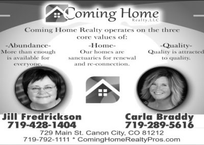 Coming Home Realty LLC
