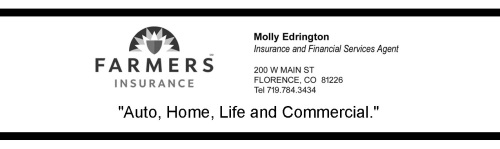 Molly Edrington, <br>Insurance and Financial Services Agent