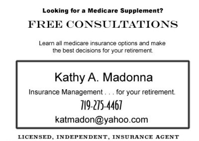 Kathy Madonna <br>Insurance Management for Your Retirement