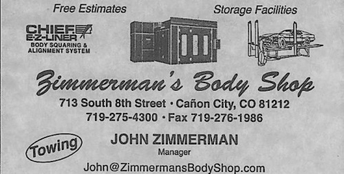 Zimmerman's Body Shop