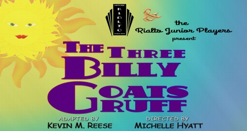 The Three Billy Goats Gruff presented by the Junior Rialto Players