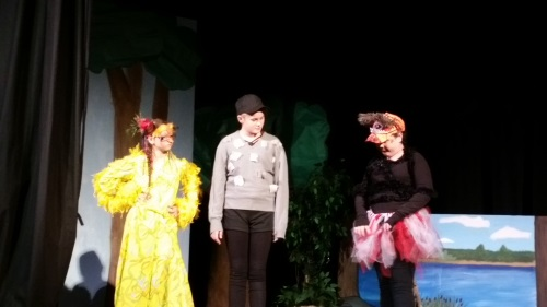 Ugly Duckling by Junior Rialto Players