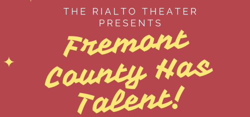 Fremont County Has Talent - 2021