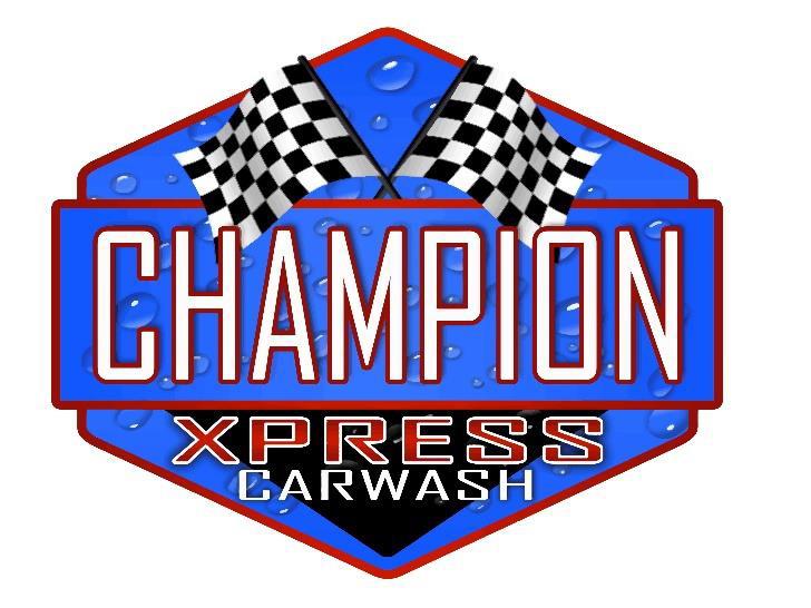 Champion Car Wash Logo