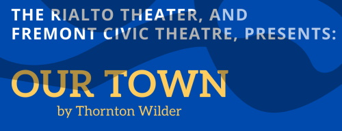 Our Town auditions promo