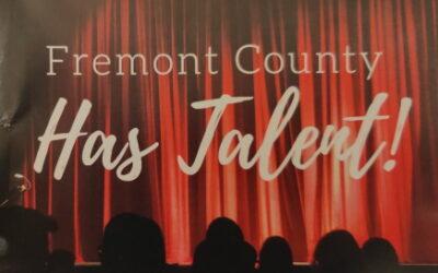 """Fremont County Has Talent"" – June 5, 2021"