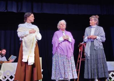 Women after Choir Practice