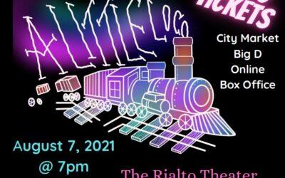 """A Little Loco"" Benefit Concert"