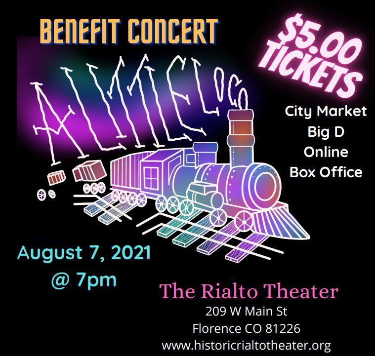 Little Loco benefit concert