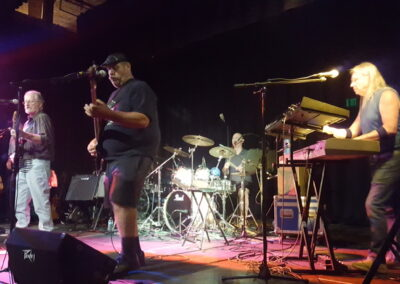 a Little Loco in concert at the Rialto