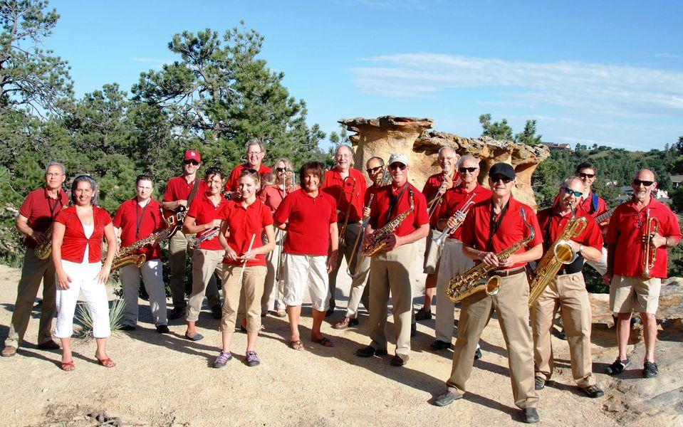 Front Range Big Band group pic