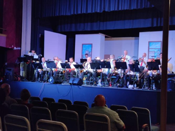 Front Range Big Band at the Rialto Oct 10, 2021