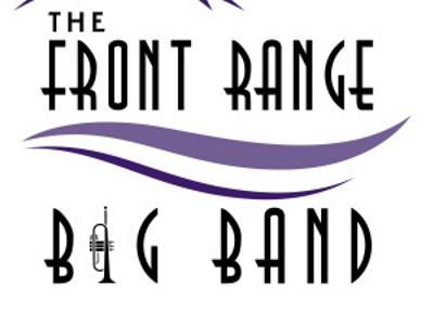 The Front Range Big Band - logo